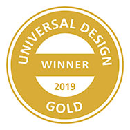 Kermi PEGA получила награду за лучший дизайн UNIVERSAL DESIGN WINNER 2019 GOLD